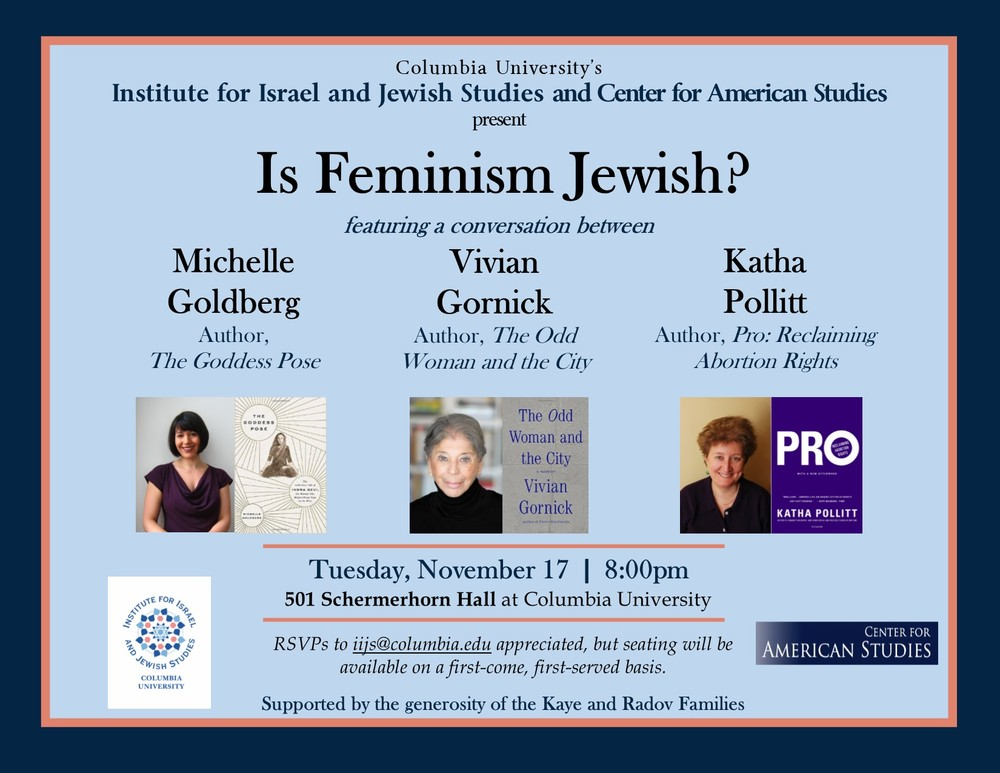Is Feminism Jewish - Photos & Profiles - FINAL.jpg