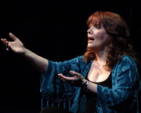 Maureen McGovern, Off-Broadway at Huntington Theatre