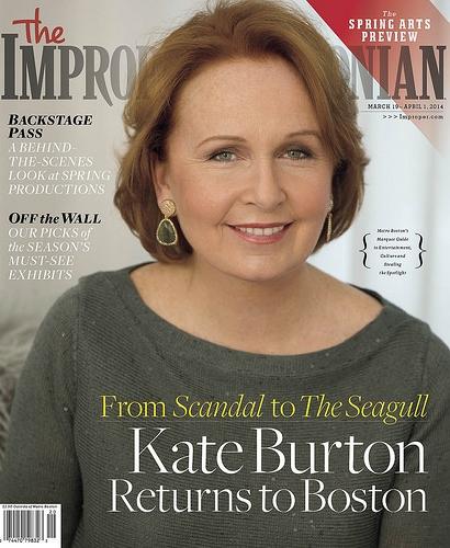 Kate Burton, The Improper Bostonian