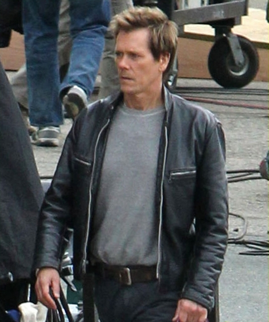 "Kevin Bacon, ""R.I.P.D."""