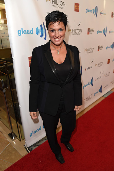 DJ Tracy Young, GLAAD Awards Los Angeles 2014
