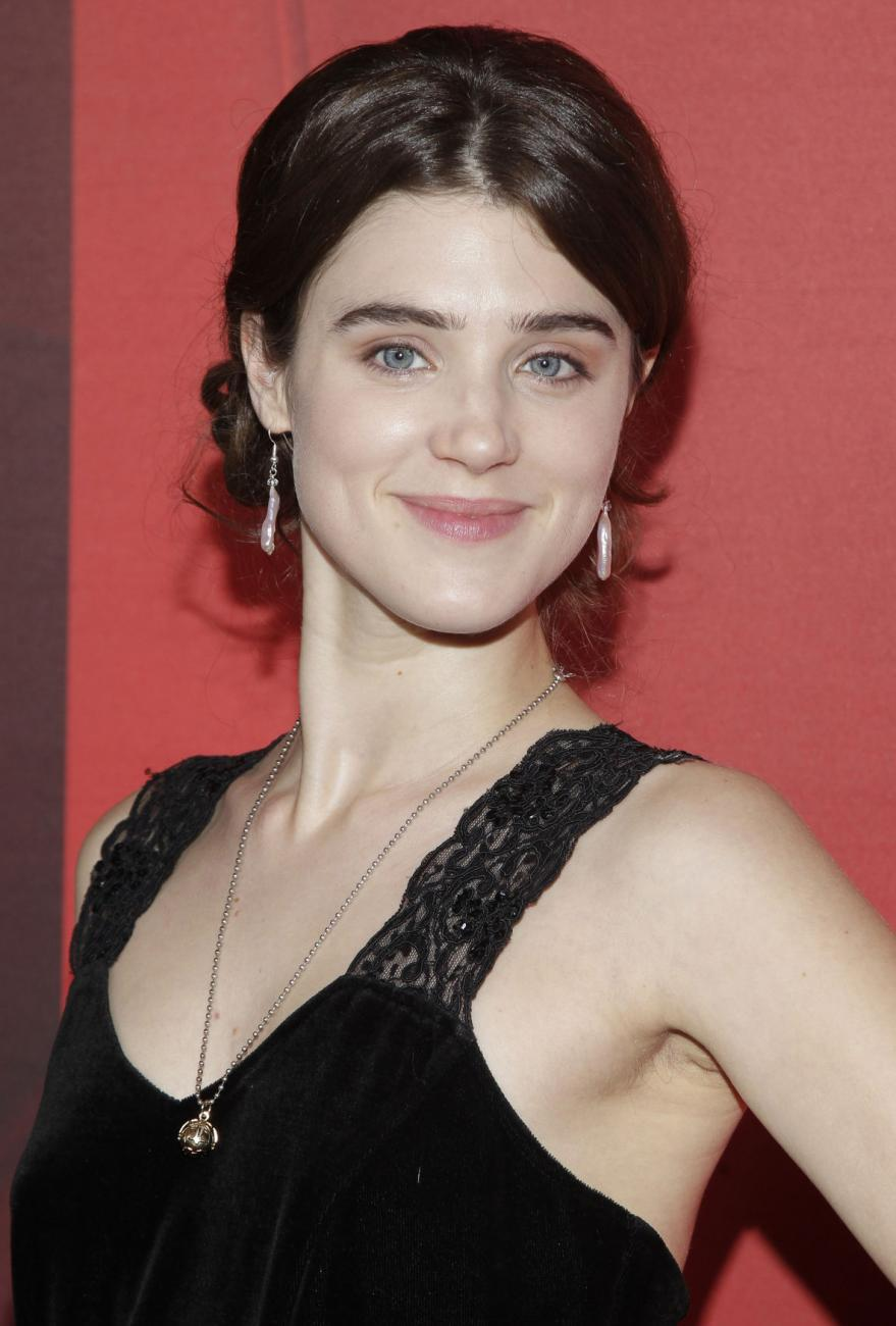 Lucy Griffiths, NBC Upfront 2014