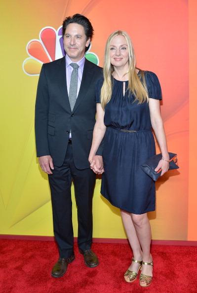 Scott Cohen, NBC Upfront 2014