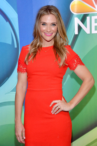 Bre Blair:  NBC Upfronts 2015