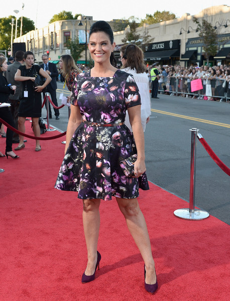 "Erica McDermott ""Black Mass"" Premier Boston"