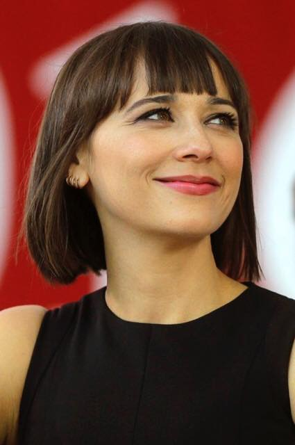 Actress Rashida Jones on May 25th, 2016 at Harvard University