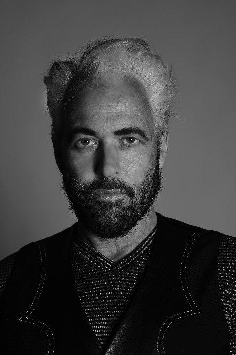 Stylist Dean Mellen