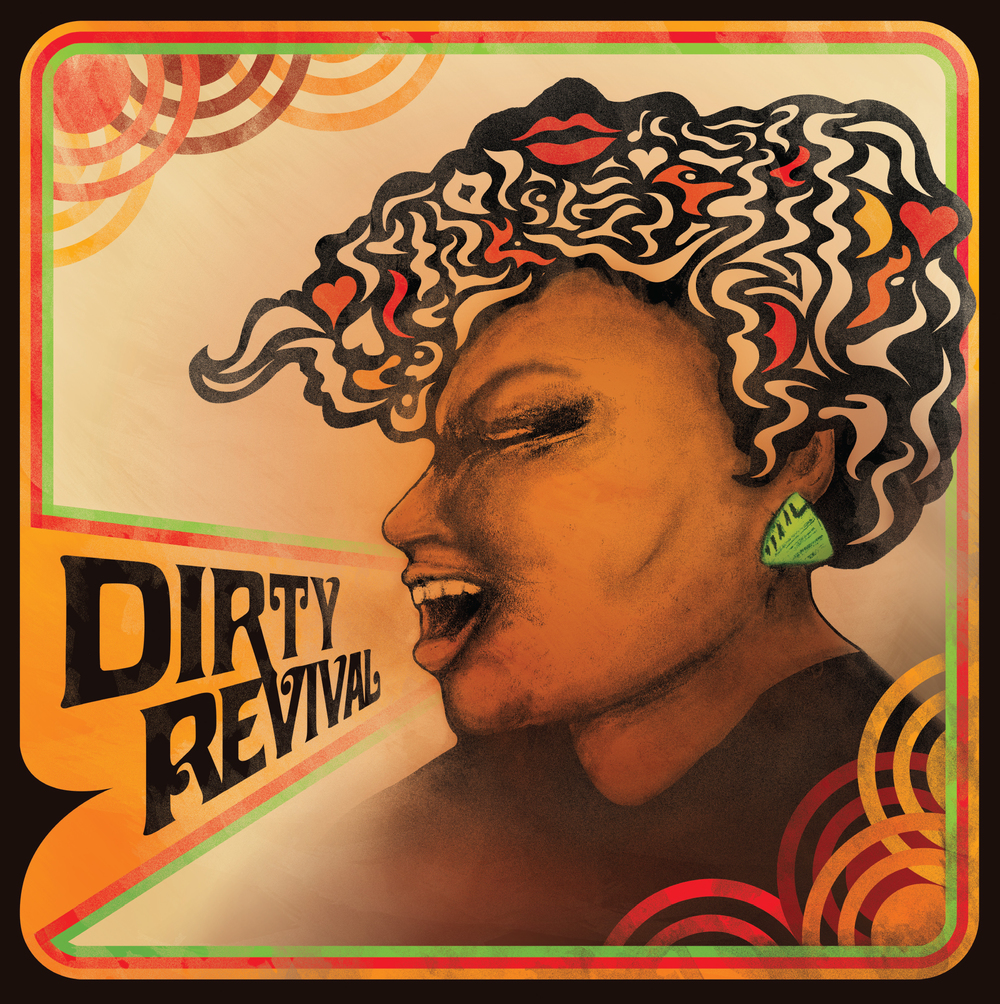 Dirty Revival Album Cover