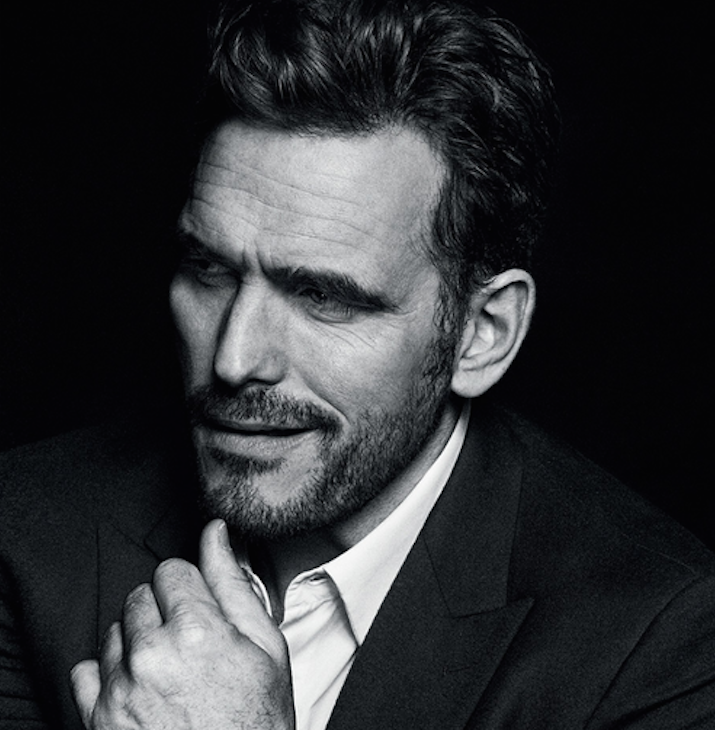 ICON MAGAZINE - MATT DILLON
