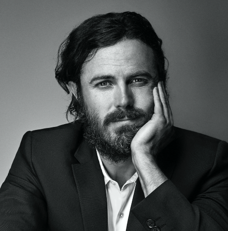 CASEY AFFLECK - ICON MAGAZINE COVER