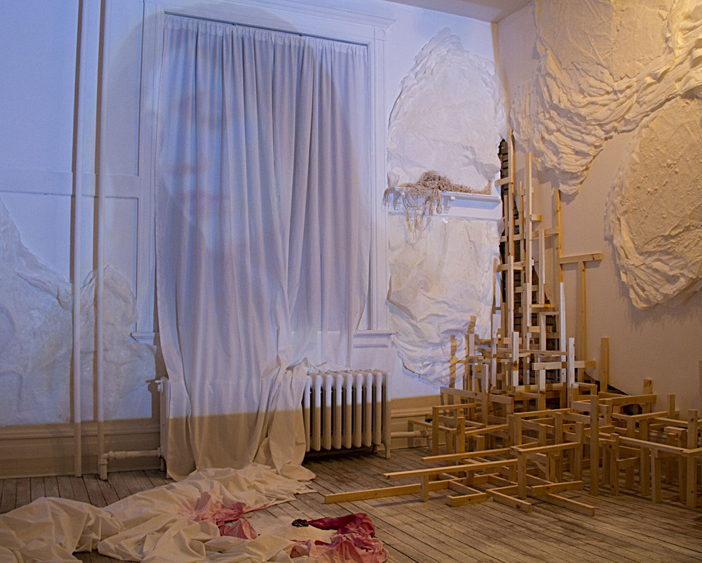 architect's daughter (installation)