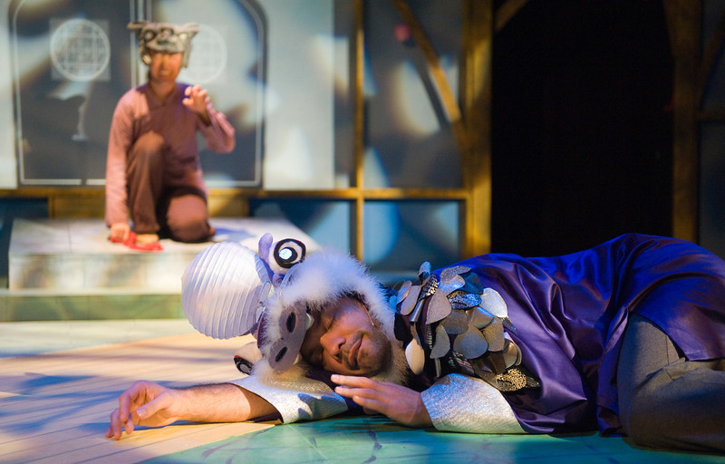 Isabel To, Hugo Carbajal (Bay Area Children's Theatre, 2014)  Photography by Joshua Posamentier