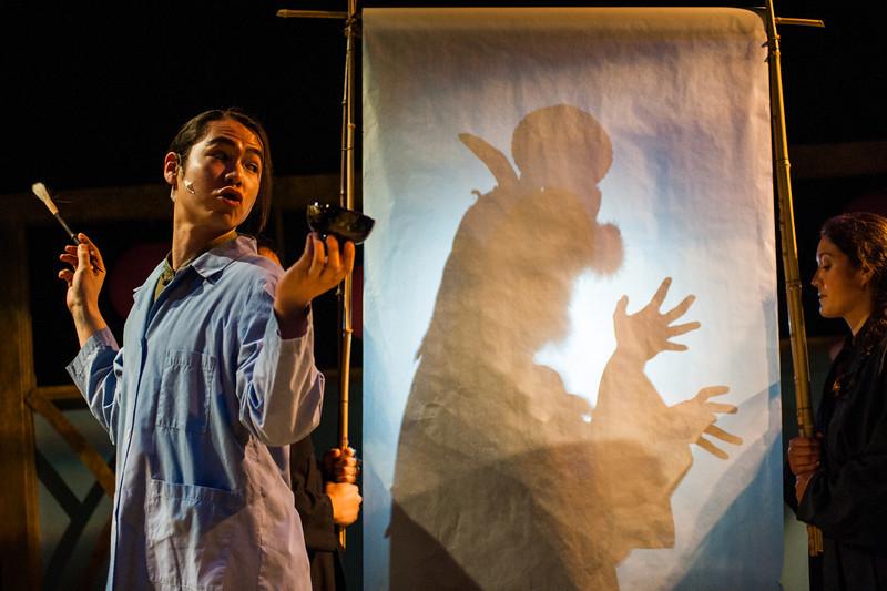 Sean Fenton, Hugo Carbajal (Bay Area Children's Theatre, 2014)  Photography by Joshua Posamentier