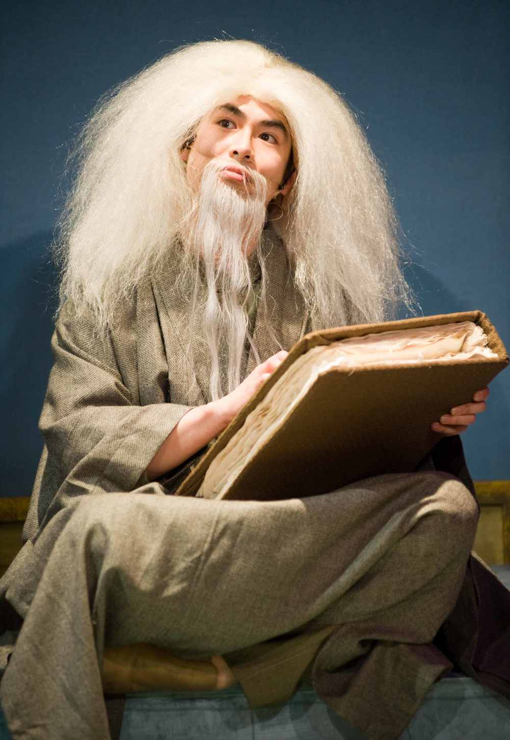 Sean Fenton as The Old Man of the Moon