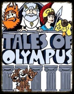 Tales of Olympus: A Greek Myth Musical