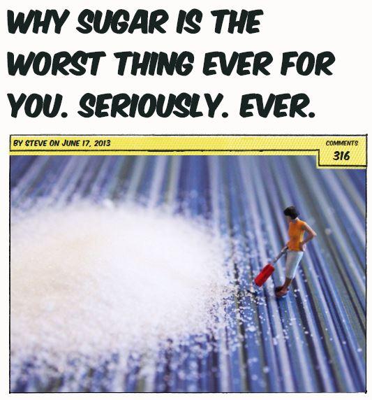 sugar sucks
