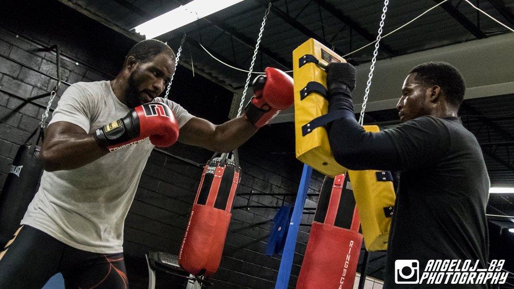 Corey Anderson Killer B Combat Sports