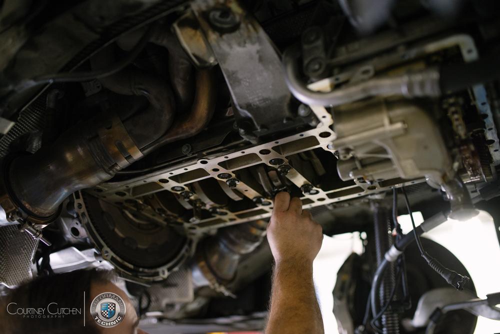 S85 Rod Bearings Performance Technic
