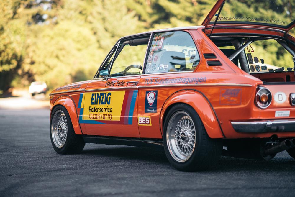 german built, american driven: hootie's 1973 bmw 2002 touring — performance  technic
