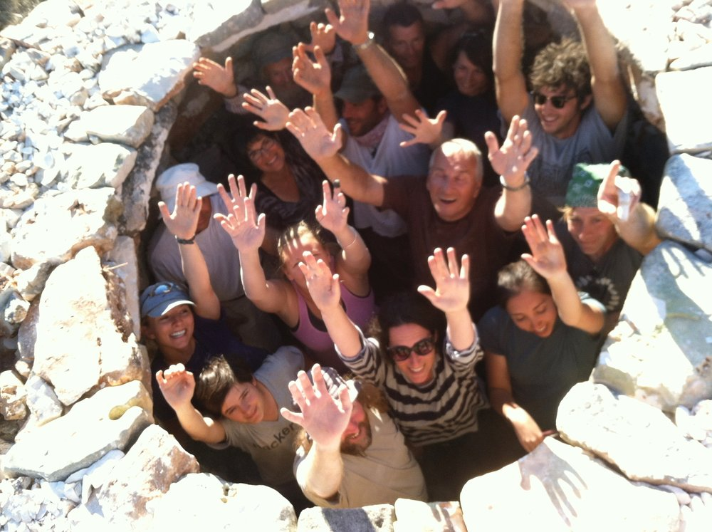 Fun in Puglia, Italy, 2015,  Archistrati Education