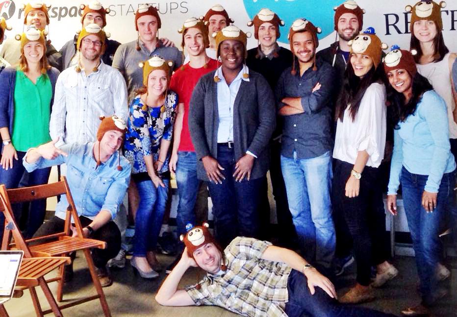 Batchmates @ 500 Startups.