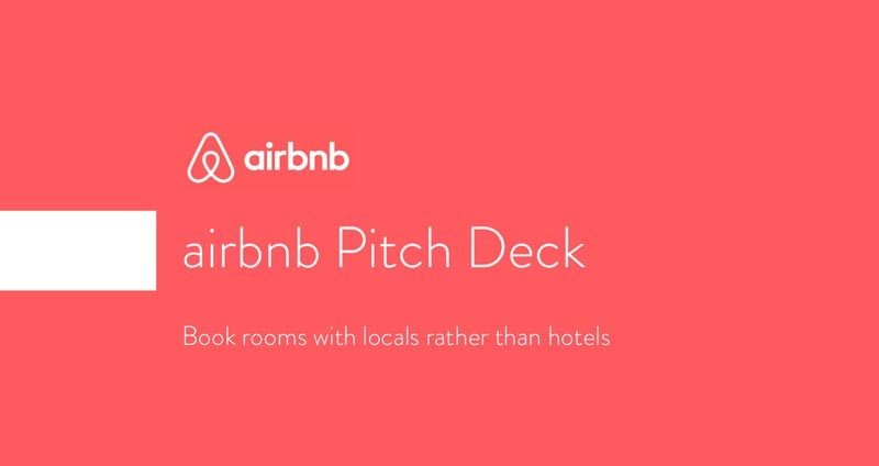 airbnb-pitch-deck