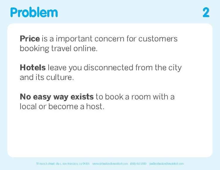 Original 2009 Problem slide.