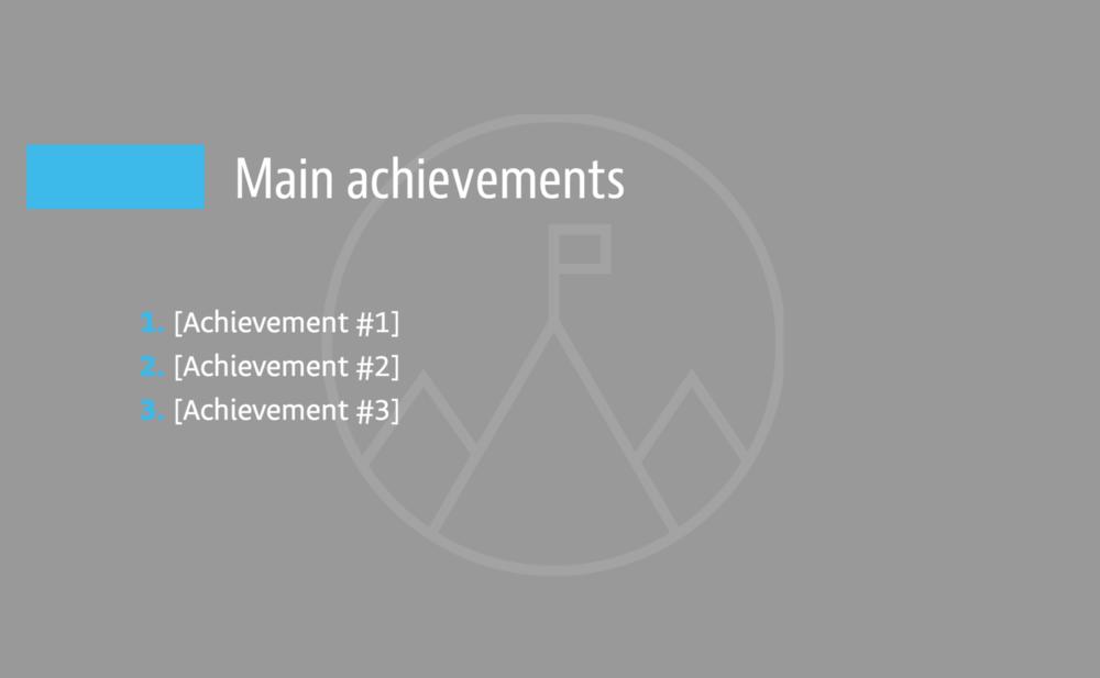company-achievement