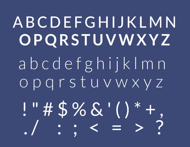 startup-typography