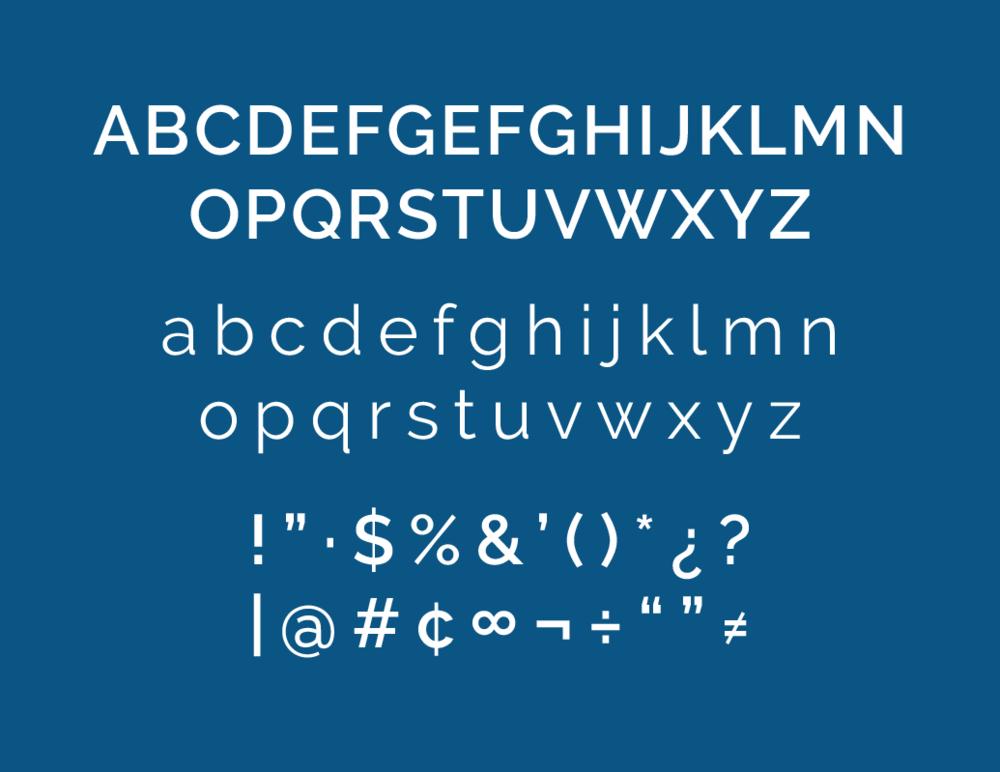 finances-typography