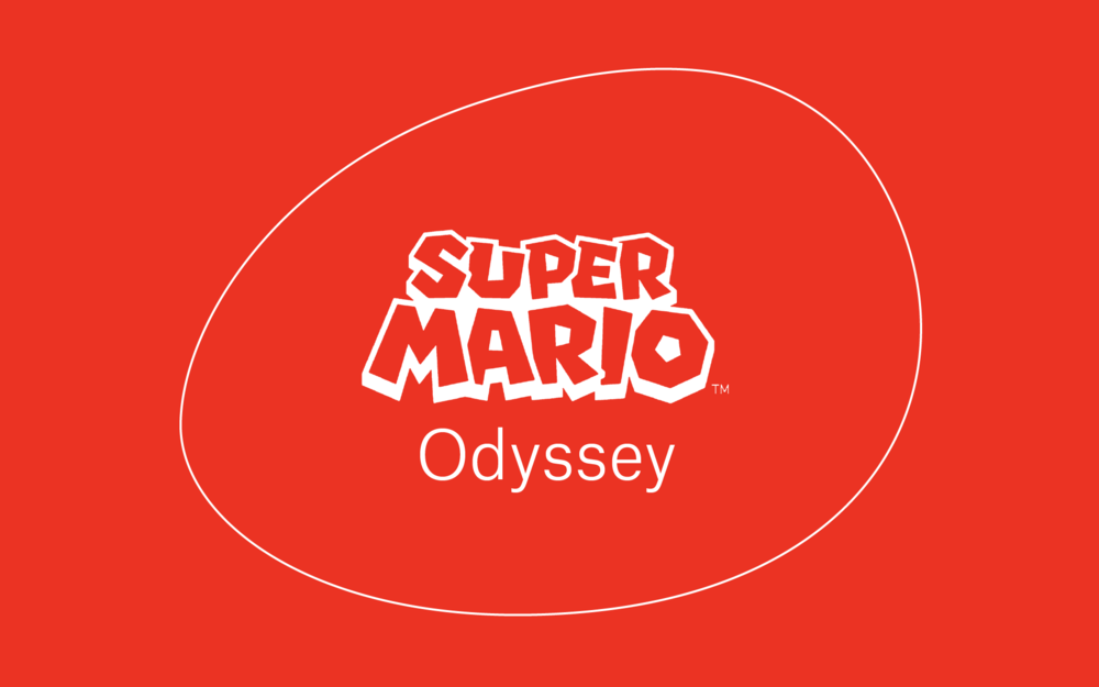 Super Mario Odyssey -