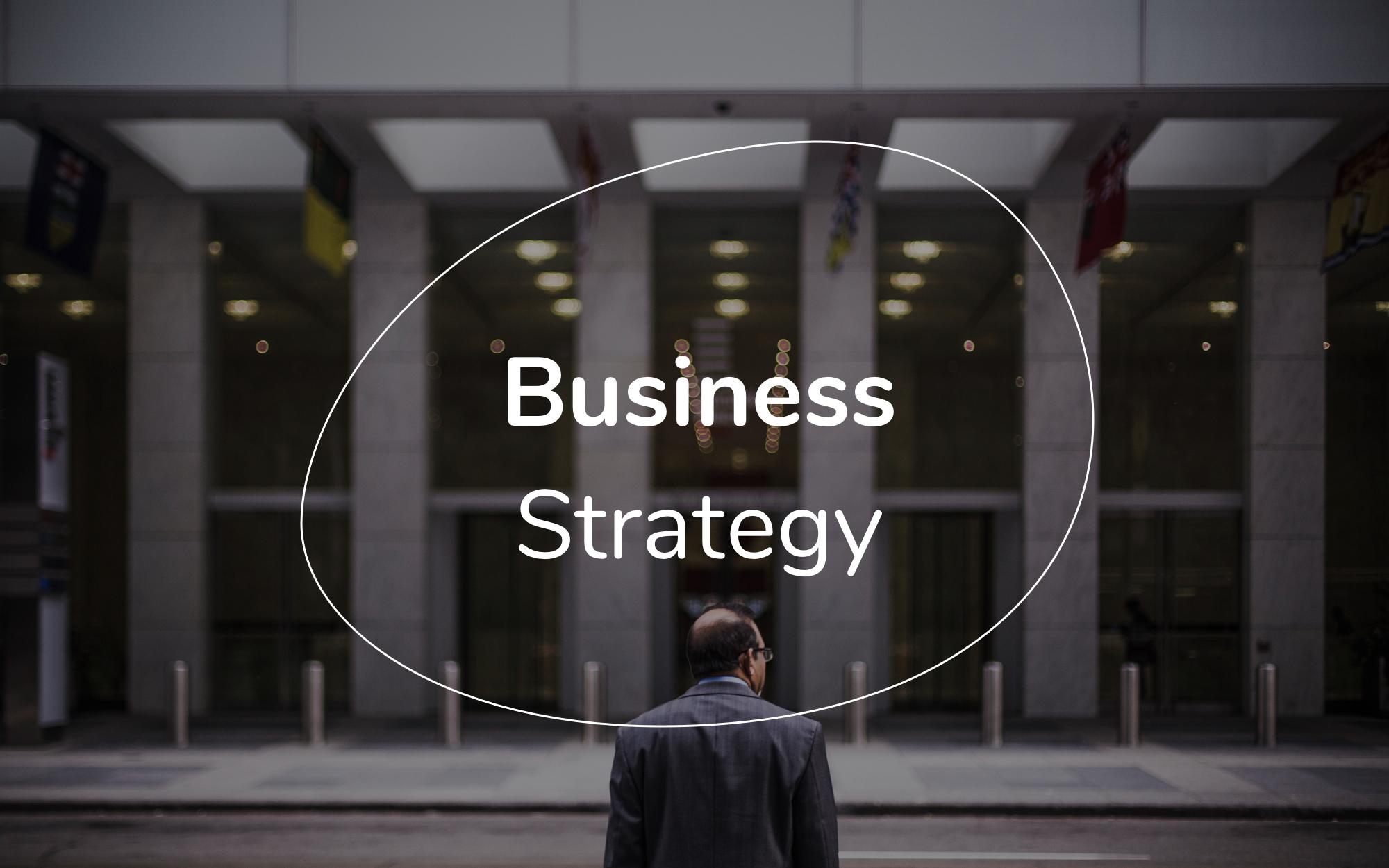 business strategy template free pdf ppt download slidebean