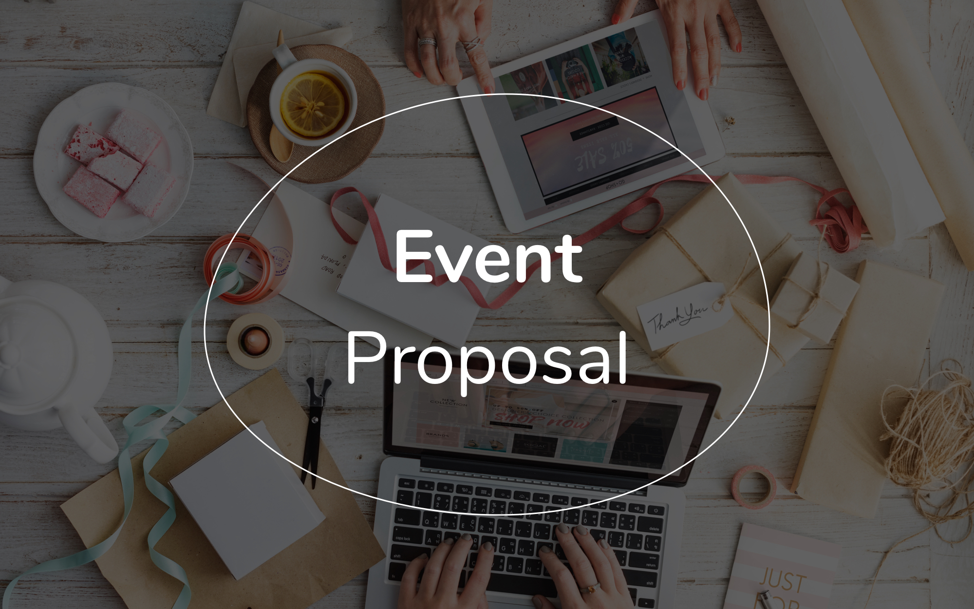 Event Proposal Template Free Pdf Ppt Download Slidebean