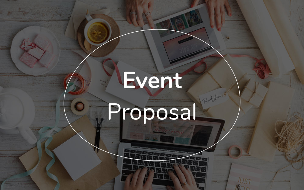 Free Event Proposal Template Download Fundraising Event Proposal