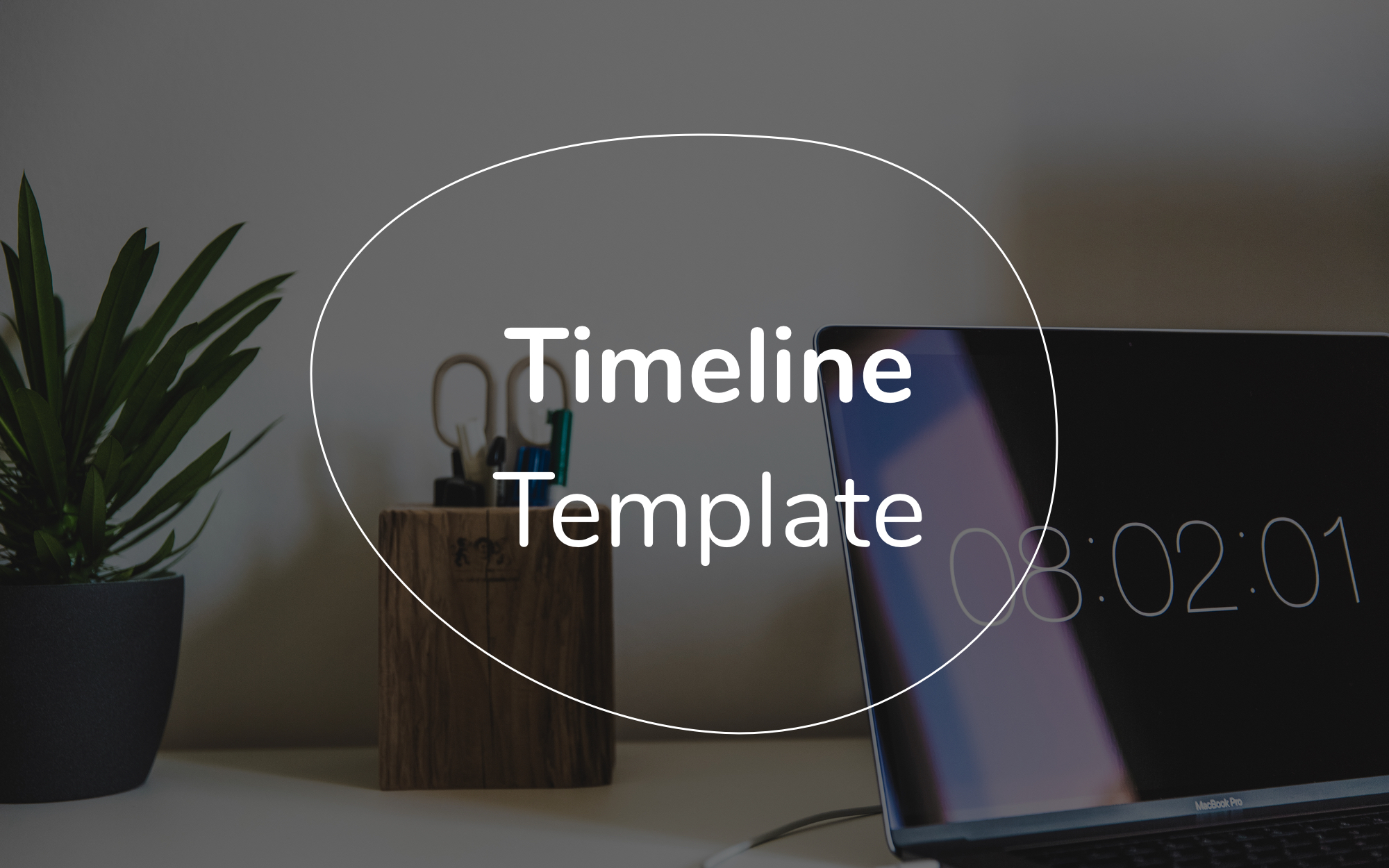 timeline template powerpoint pdf ppt download slidebean