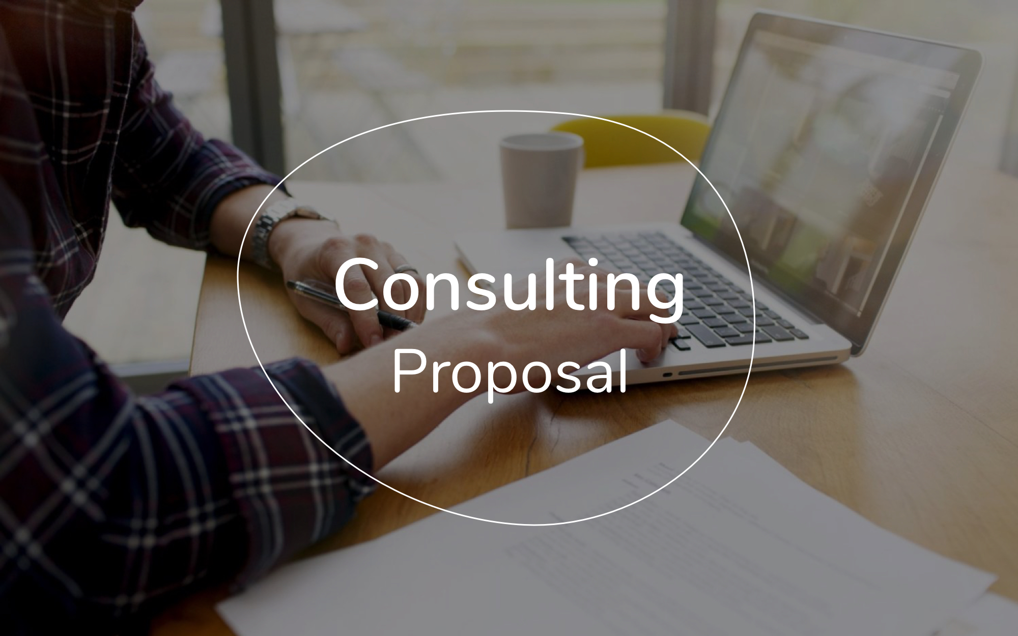 Consulting Proposal Template Free Pdf Ppt Download Slidebean