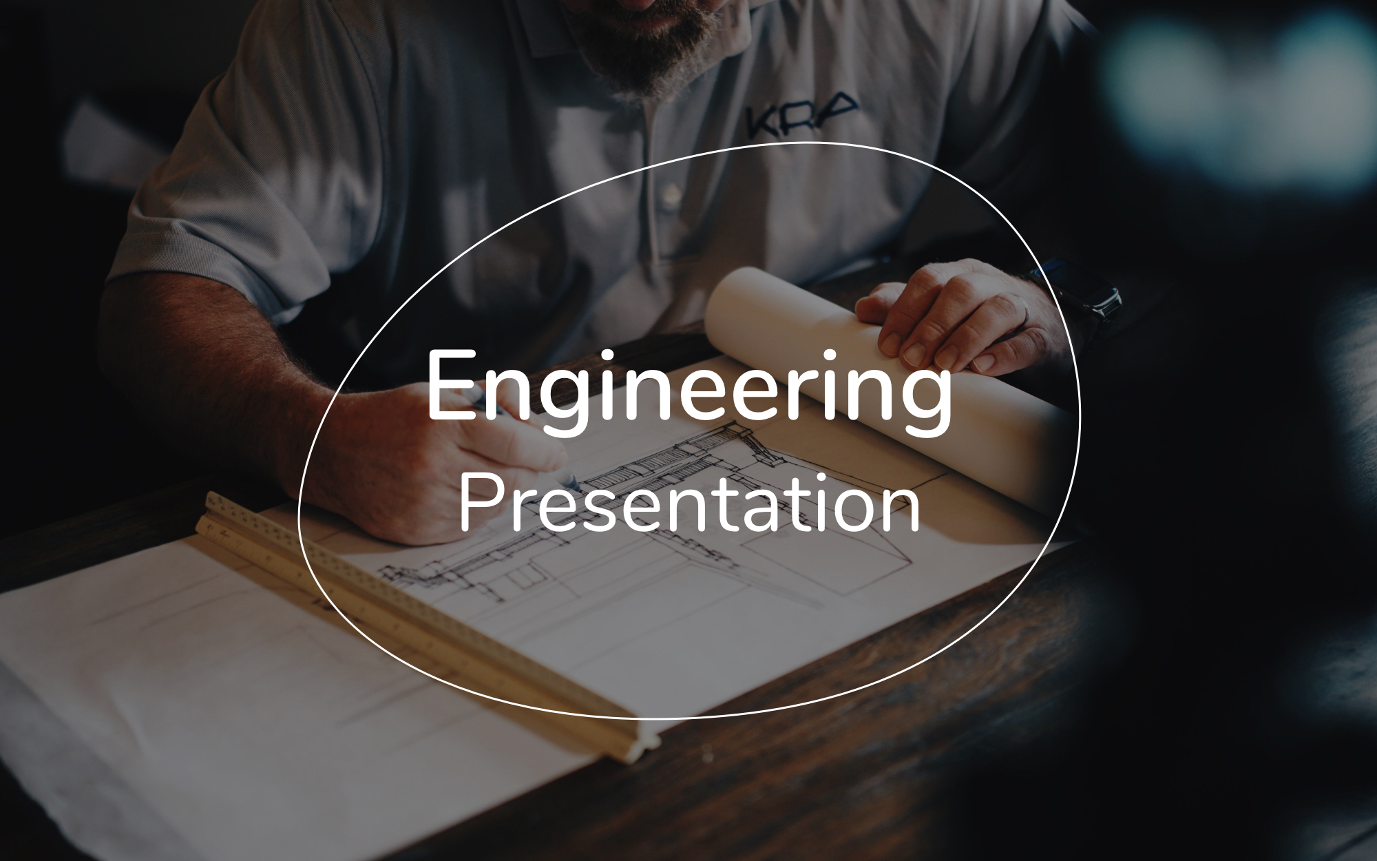 Engineering Template Presentation Templates Free Pdf Ppt