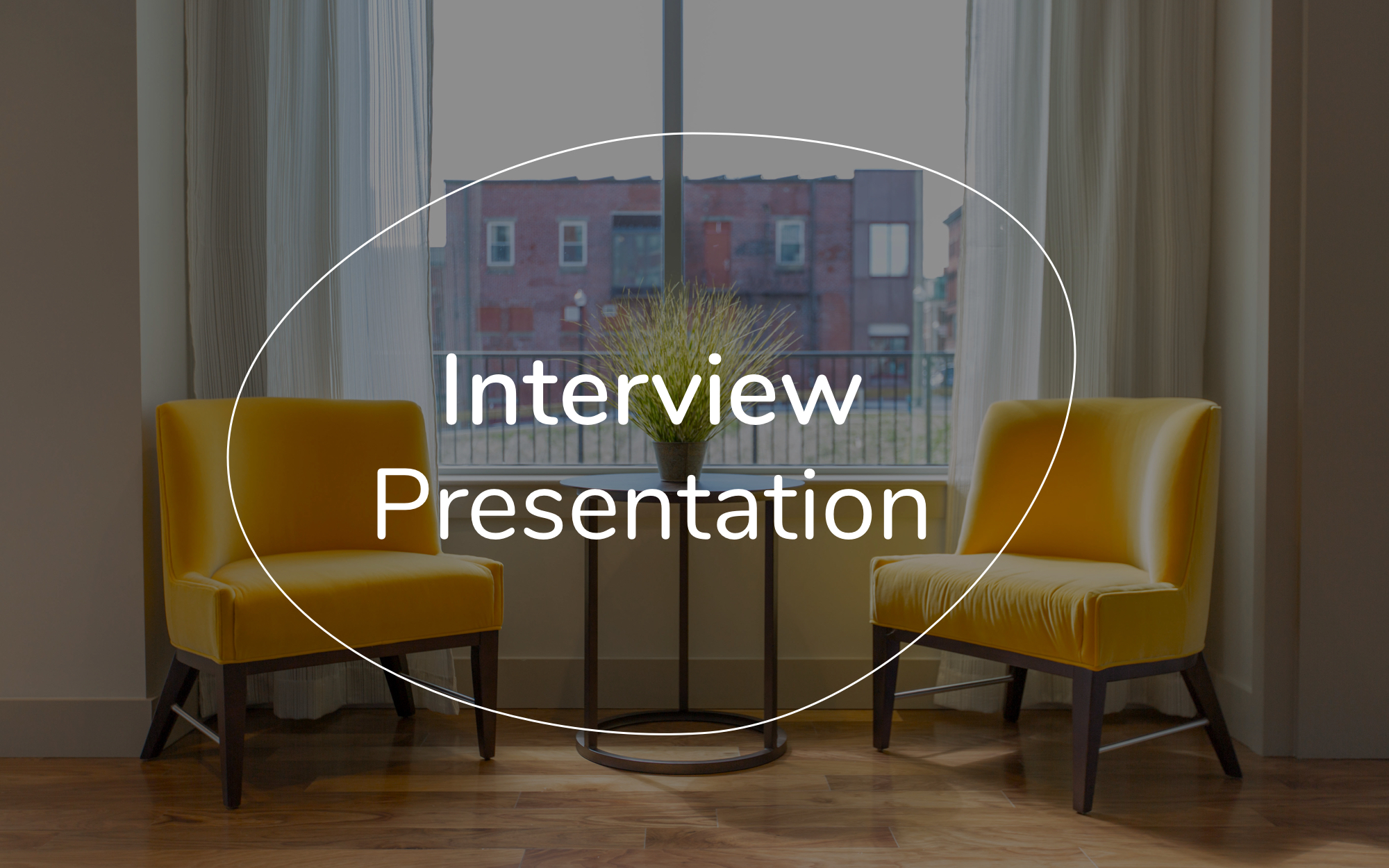 Interview Presentation Template How To Do A Job Interview Free Pdf