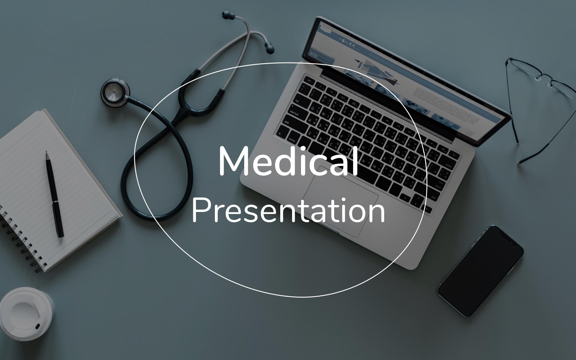 medical presentation template free pdf ppt download slidebean