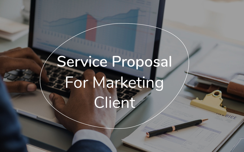 Marketing Proposal Template Slidebean – Marketing Proposal Template