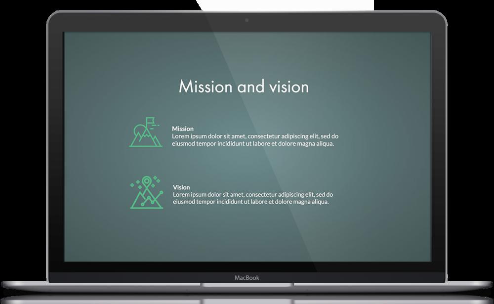 strategic plan template free pdf ppt download slidebean