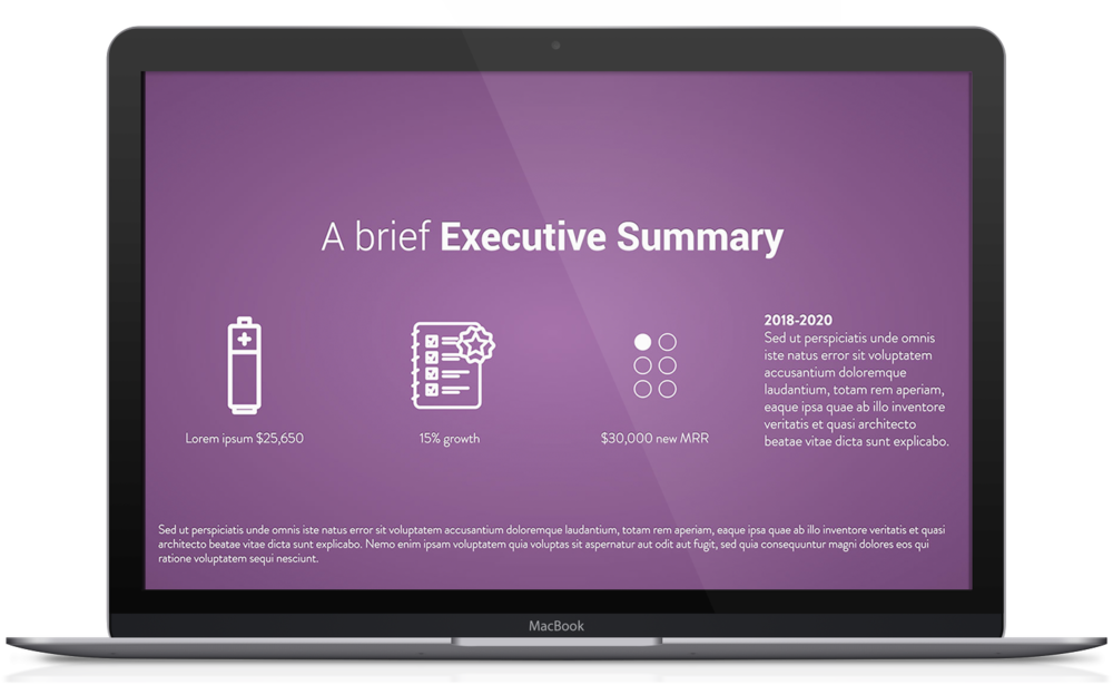 Product Proposal Template Free Pdf Ppt Download Slidebean
