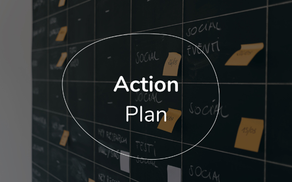action plan template free pdf ppt download slidebean