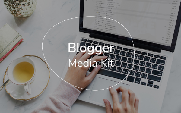 blogger media kit template free pdf and ppt download
