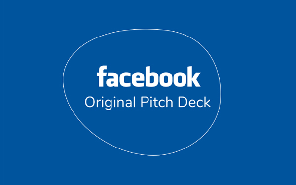 facebook pitch deck template slidebean