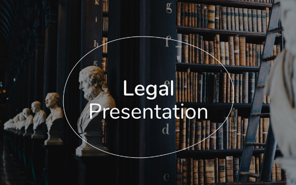 legal powerpoint template free pdf ppt download slidebean