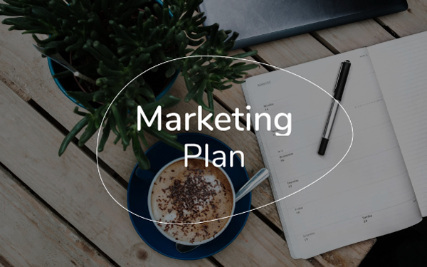 Marketing Plan Template (PDF and PPT Download) — Slidebean