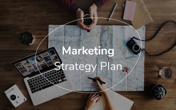 Marketing Strategy Plan Template (Free PDF & PPT Download) — Slidebean
