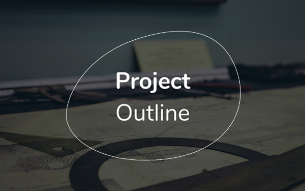 project outline template free pdf ppt download slidebean