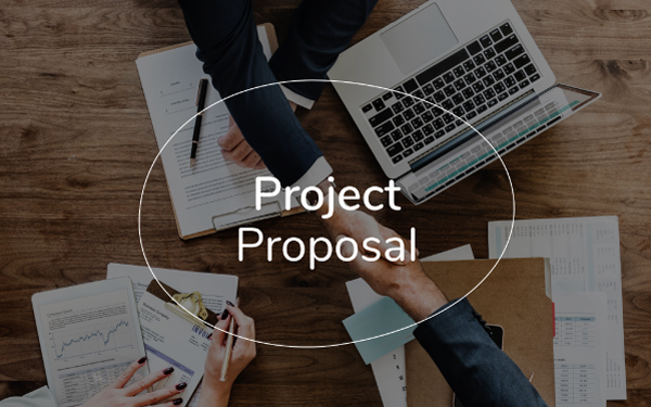 Project Proposal Template Free Pdf Ppt Download Slidebean